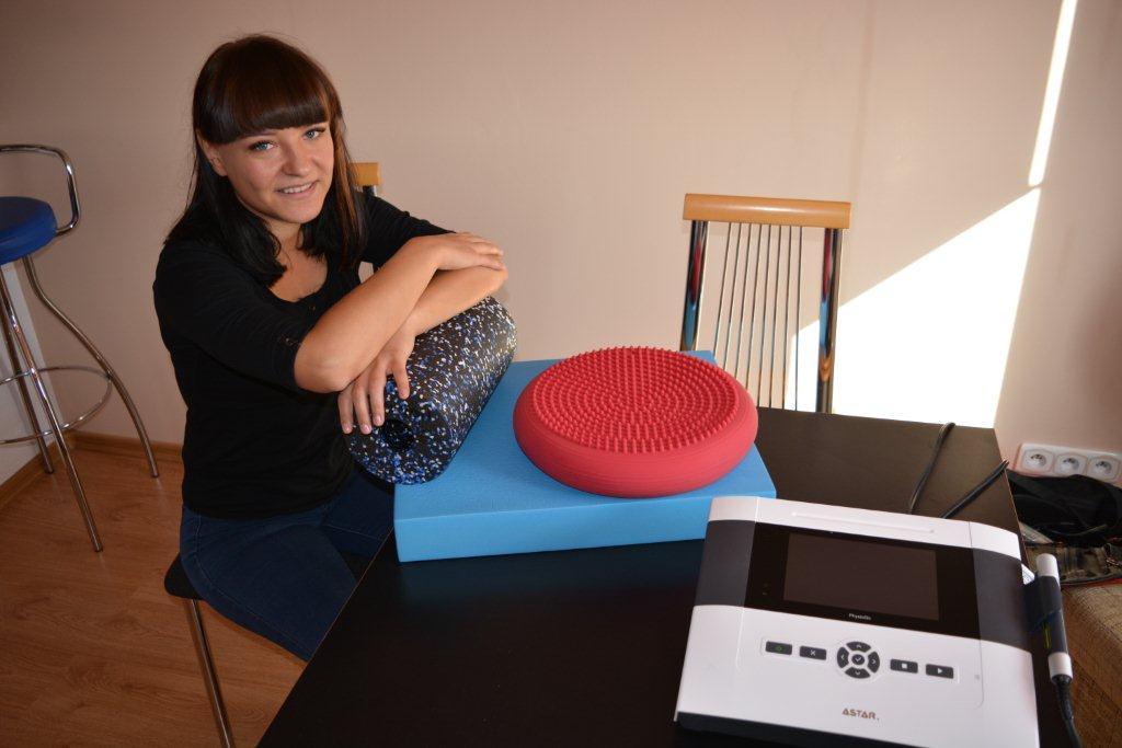 Magdalena Szpyrka - Mobilny Gabinet Rehabilitacji